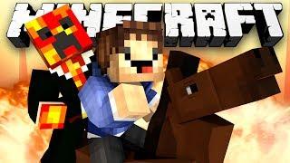 Minecraft Minigame: THE 6v6 EPIC-DOME! - (Battle Dome) - w/Preston&Friends