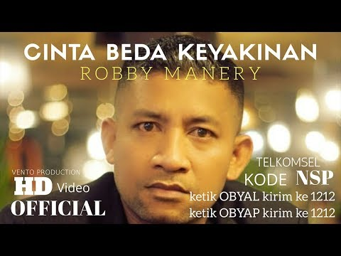 Download Lagu CINTA BEDA KEYAKINAN - ROBBY MANERY ( OFFICIAL MUSIC VIDEO ) #VENTOPRODUCTION Music Video