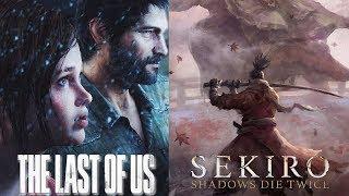 The Last Of Us - Nueva partida Y Sekiro: Shadows Die Twice    Gameplay