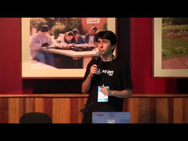 Administração de banco de dados PostgreSQL utilizando Puppet – PGDay Campinas 2014
