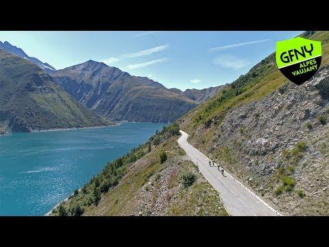 GFNY Alpes Vaujany 2020 [trailer]