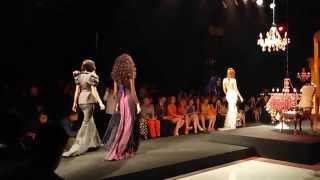 Aveda Hair Fashion Show Autumn Winter 2015