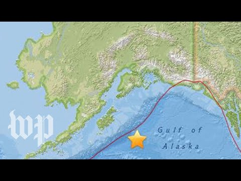 Tsunami alerts across Pacific Coast following earthquake