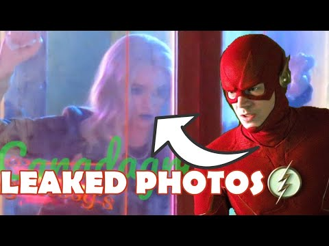 Killer Frost is a VILLAIN AGAIN!? WHAT is Going ON? The Flash Season 7 SET PHOTOS!