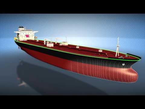 tanker - Need a corporate video produced? Contact us now! http://www.Go2Productions.com/contact/ - 604 408 5844. ©2012 Highly detailed 3D animation of Teekay's larges...