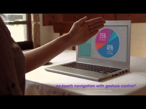 Introducing the Sony VAIO T Series Touchscreen Ultrabook w/Windows 8