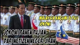 Video Gara-gara Pemberitaan Media Malaysia ini, Jokowi Panen Pujian dari Netizen Negeri Jiran MP3, 3GP, MP4, WEBM, AVI, FLV Januari 2019