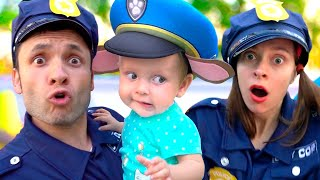Police Song for kids