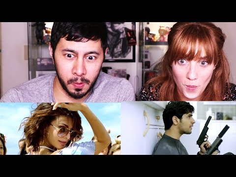 A GENTLEMAN | Sidharth Malhotra | Jacqueline Fernandez |Trailer Reaction w/ Megan Aimes!