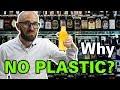 Why Isn't Beer Sold in Plastic Bottles?