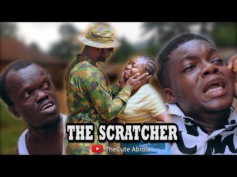 THE SCRATCHER - THECUTE ABIOLA  (LAWYER KUNLE)