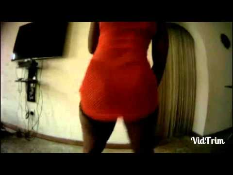 Hot Ass Twerking Naija Babe...