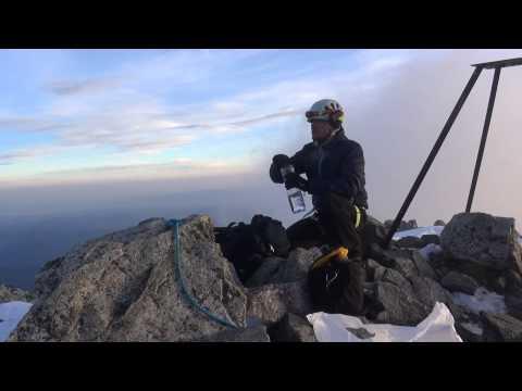 VIDEO: Prechod Ľadových štítov