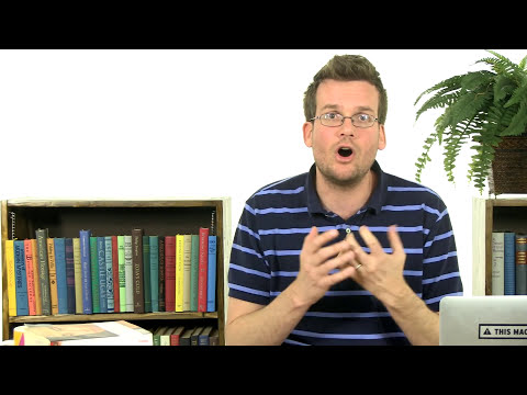 Crash Course Literature Outtakes
