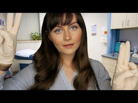 ASMR~ Dr. Cameron 'House' Medical Examination Roleplay