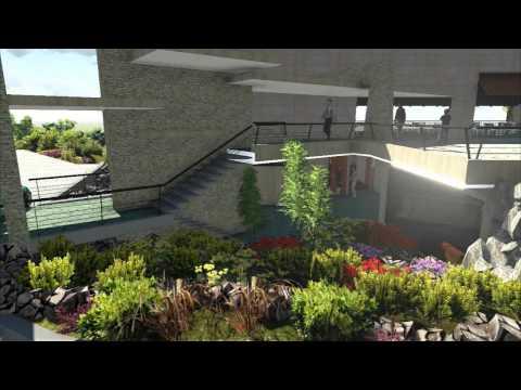 Construcción del Edificio Hoyo 19 (видео)