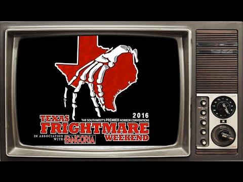 Fangoria Musick: Texas Frightmare Weekend 2016