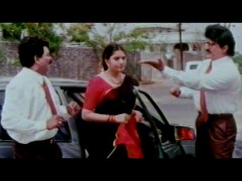 Swarnamukhi Movie || Suman, Sivaji Raja Comedy Scene || Suman, Sai Kumar, Sangavi