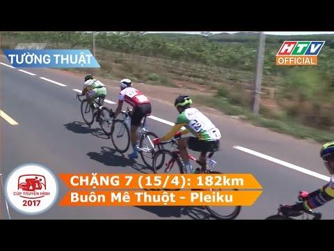 Chặng 7: Buôn Mê Thuột - Pleiku
