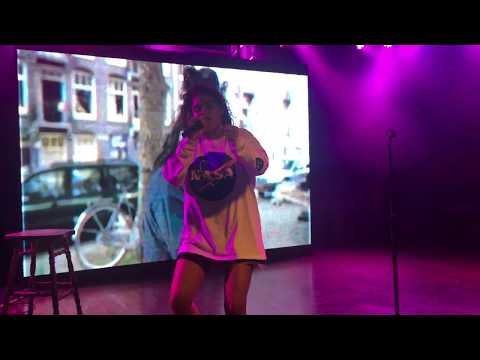 Calvin Harris - Hard to Love ft. Jessie Reyez (Live at Scala - London, UK)
