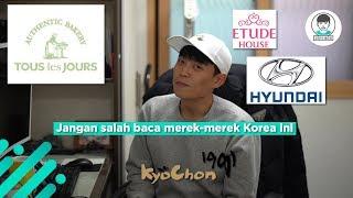 Video CARA BACA MEREK KOREA SEPERTI ORANG KOREA!! MP3, 3GP, MP4, WEBM, AVI, FLV Agustus 2019