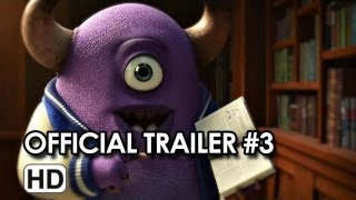 Monsters University Official Trailer #3 (2013) - Disney Pixar