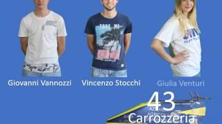 #vaporetti2017 Equipaggio N°43 Carrozzeria Mattioli