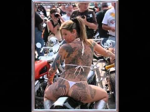 bikerbabes - Biker Babes +18 Picture Movie with Song Pour your Sugar on Me... Made by Foets Steven,Hope You Enjoy.