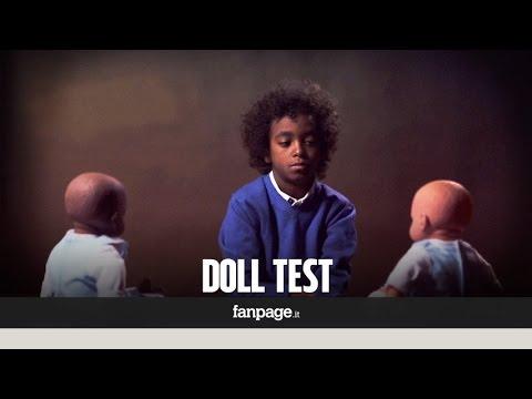 Random: Notizie dall'Italia e dal Mondo. Doll test - Gli effetti del razzismo sui bambini.