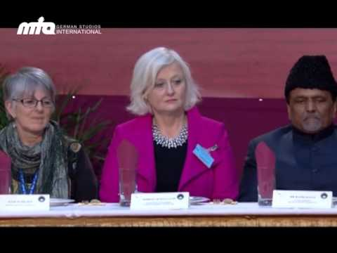 MTA Jounal -  Peace Syposium, Brüssel Statement , Tag des Verheissenen Messias  - 27.03.2016