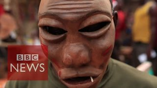 Subscribe to BBC News www.youtube.com/bbcnews Is the Central African Republic now a permanently fractured state, divided...