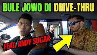 Video BULE JOWO PRANK DRIVE THRU PAKAI BAHASA JAWA (FEAT. Andy Sugar) MP3, 3GP, MP4, WEBM, AVI, FLV Agustus 2018