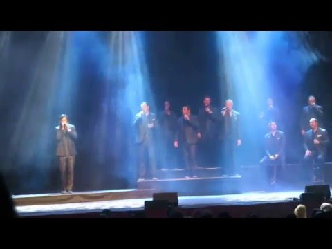Straight No Chaser Lost Wilkes Barre PA 4 3 16
