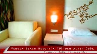 Didim Venosa Beach Resort'a TUİ'den Altın Ödül