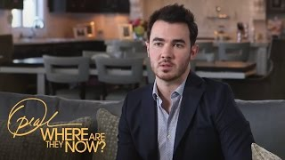 <b>Kevin Jonas</b> On How Breaking Up Made The Jonas Brothers Stronger  Where Are They Now  OWN