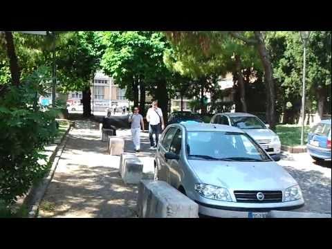 italiski parkavimo ypatumai