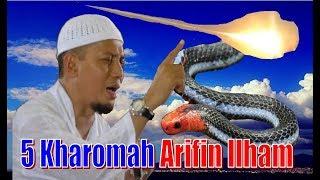 Video Kisah Nyata 5 Kharomah Ustad Arifin Ilham, Cahaya Diatas Rumah & Selamat dari Ular Berbisa MP3, 3GP, MP4, WEBM, AVI, FLV Juni 2019