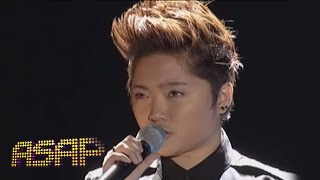 Charice sings 'TITANIUM' on ASAP stage