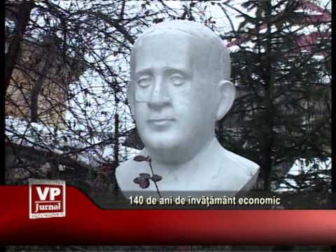 140 de ani de învățământ economic