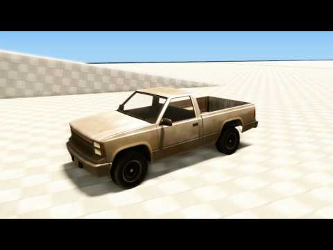 Soft Body Physics In CryEngine3
