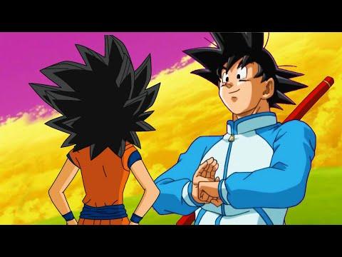 Goku Begins Training The Universe 6 Saiyans! Dragon Ball Super U6 Part 1