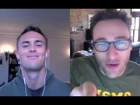 Start - http://liveyourlegend.net/simon-sinek-start-with-why-interview. In the past few years Simon Sinek, leadership guru and author of Start With Why, has discover...