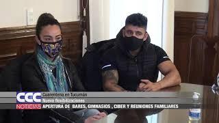 Cuarentena en Tucumán