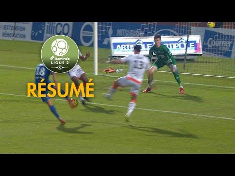 Chamois Niortais - FC Lorient ( 2-2 ) - Résumé - (CNFC - FCL) / 2018-19