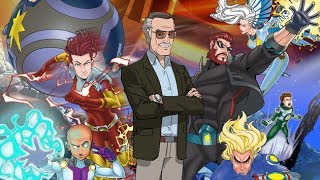 Nonton Stan Lee Mighty 7 Review Film Subtitle Indonesia Streaming Movie Download
