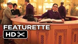 The Grand Budapest Hotel Featurette - Creating A Hotel (2014) - Wes Anderson Movie HD