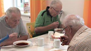 Stravování v mohelnickém Domově pro seniory