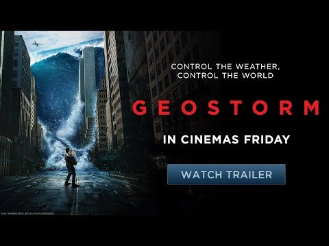 Geostorm (TV Spot 'Time')