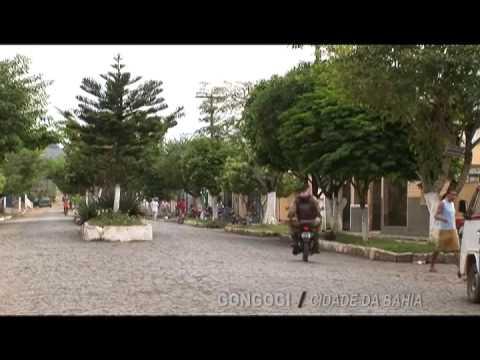 Cidades da Bahia - Gongogi