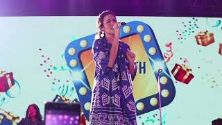 Raisa - Lagu Untukmu - Live At Hartono 40th Anniversary Surabaya - 30/05/2018